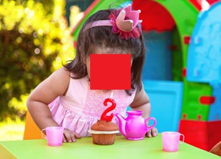 【閲覧注意】2歳の女の子をレ●プしたらこうなる