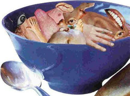 【超!閲覧注意】アフリカの魔女、「人間(※ 元旦那)のスープ」を作ってしまう