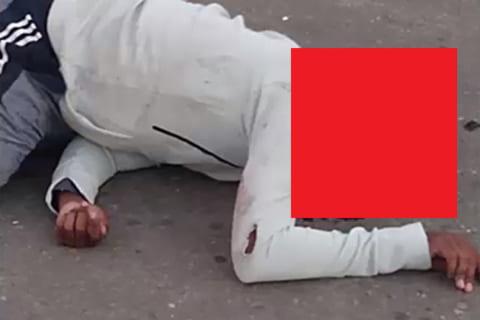 【閲覧注意】元J2新潟のサッカー選手の死体写真が流出。これはやばい