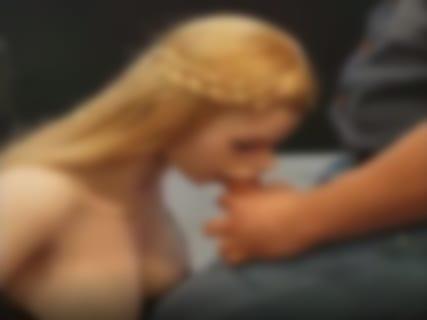 【動画】最新のセ○クスロボットが凄すぎる。男性が動かなくてもヌイてくれる