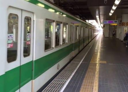 【閲覧注意】朝、地下鉄が止まった理由(4枚)