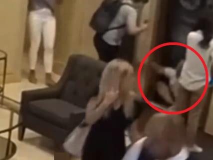 【閲覧注意】昨日の「エレベーターに圧し潰された男」の監視カメラ映像が怖すぎると話題に