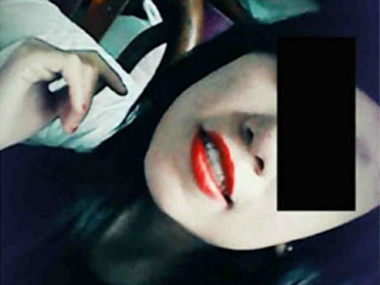 【閲覧注意】Facebookで男を漁ってた22歳女性、末路がエグい(画像あり)