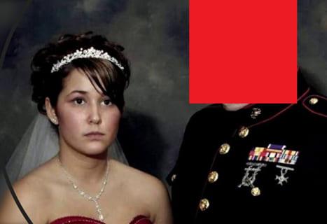 【閲覧注意】婚約後イラクに派遣された米軍彼氏が、「こんな顔」になって帰ってきたので…