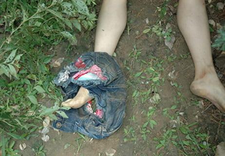 【閲覧注意】警察さん、レ●プされた女の子を無修正で晒してしまう(画像あり)
