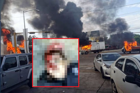 【閲覧注意】警察、メキシコの麻薬王の息子を絶対に逮捕してはいけなかった・・・街が地獄絵図に