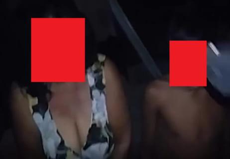 【閲覧注意】海外ギャングに捕まった女、夫・子供・孫たちの前でこうなる(動画あり)