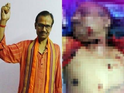 """【閲覧注意】イスラム教の預言者ムハンマドを侮辱した男の """"その後の画像"""" 見て震えた"""