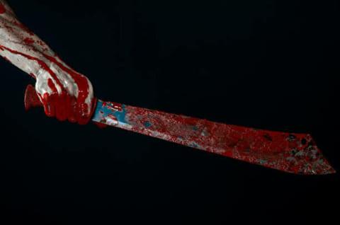 【超!閲覧注意】日本刀と同レベルの武器で人間にフルスイングしたらこうなります・・・