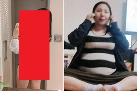 【画像】糞デブすぎて離婚された女性、10か月でありえないほど可愛くなってしまう…