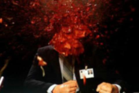 【閲覧注意】ギャングに爆発させられた人間がこちらです・・・(動画あり)