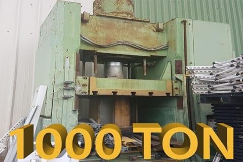 【閲覧注意】工場作業員さん、1000トンでプレスされてしまう…(画像あり)