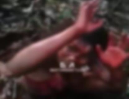【閲覧注意】拉致された女「やめてください…お願いします…」 ⇒ パンパンパンパン!