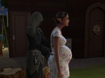 【閲覧注意】妊娠中の女性、死神に狙われたみたいな死に方をする(画像あり)