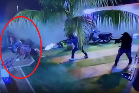 【閲覧注意】パラグアイのギャング、ガチで怖すぎる。こんなの100%殺されるだろ…
