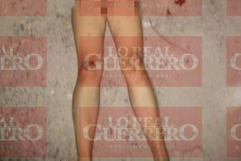 【閲覧注意】2日前、洞窟の中で18歳少女のレ●プ後全裸遺体が発見される。生前の画像あり