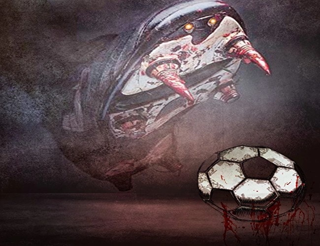 【閲覧注意】南米の刑務所で行われた「人間サッカー」、余りにも怖すぎる(動画あり)