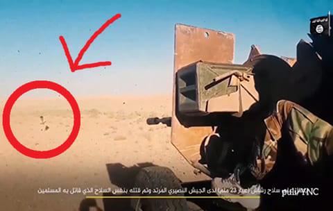 【閲覧注意】ISIS、完全復活か…2日前に公開した映像が世界を震撼させる(動画あり)