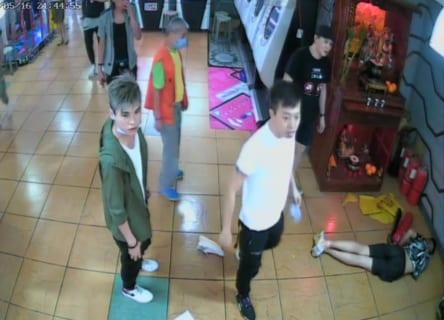 【衝撃映像】ゲーセンのヤンキー、喧嘩相手を殺してしまう・・・・
