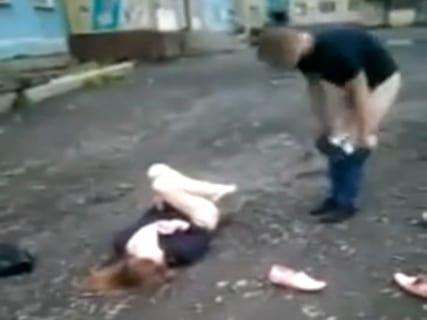 【ガチ動画】高校生にレ●プされる47歳のオバちゃん。これ精神持たないだろ…