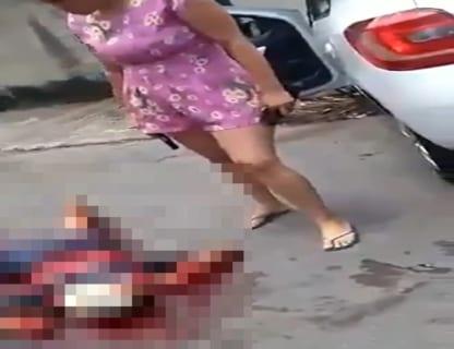 【閲覧注意】最強の女性。襲ってきた男をぐちゃぐちゃにして殺してしまう(動画あり)