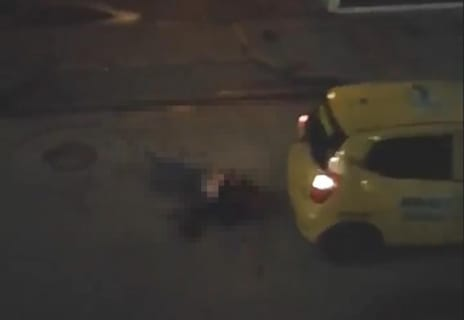 【閲覧注意】タクシー強盗。タクシーの運転手がクッソやばい奴だった結果…(動画)