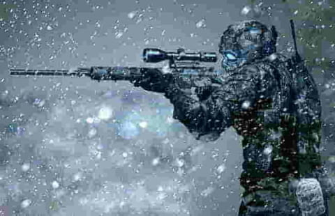 【閲覧注意】人質を取り手榴弾を持った男 vs. 特殊部隊のスナイパー、凄すぎる