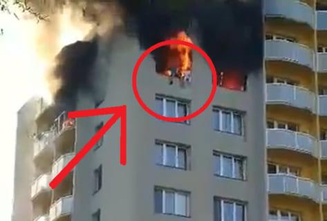 【閲覧注意】近所で起きた火事の現場を、絶対に見に行ってはいけない理由