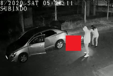 【閲覧注意】監視カメラに記録されたカップルが怖すぎると話題に(動画あり)