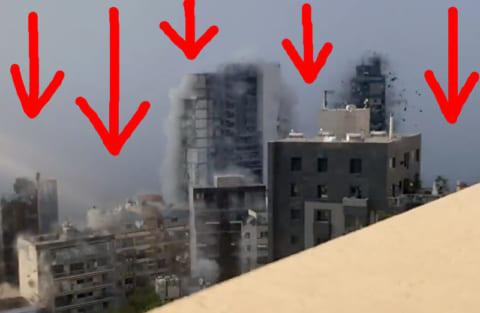 【衝撃映像】レバノンの爆発の未公開動画、ガチで凄い…