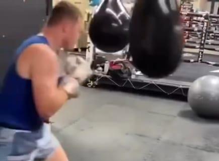 【驚愕】53勝、1敗2分のボクサーの反射神経、マジで凄すぎる(動画あり)