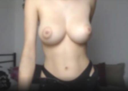 【動画】1000万人に1人のセックス女、発見されてしまう…