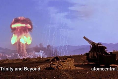 【激レア】核兵器を発射する「原子砲」の実際の映像(1953)が凄すぎる