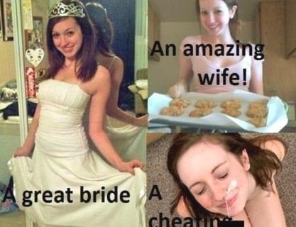 結婚前夜の女さん、結婚が一瞬で破談になる卑猥すぎるパーティーを開いてしまう…
