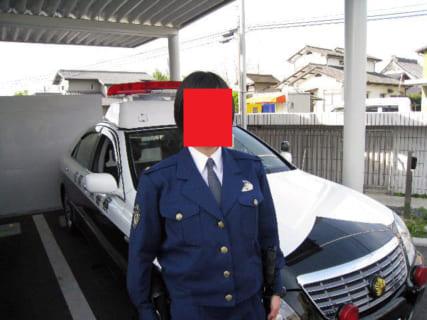 【閲覧注意】美人警察官、署内でいじめられこうなる (画像あり)