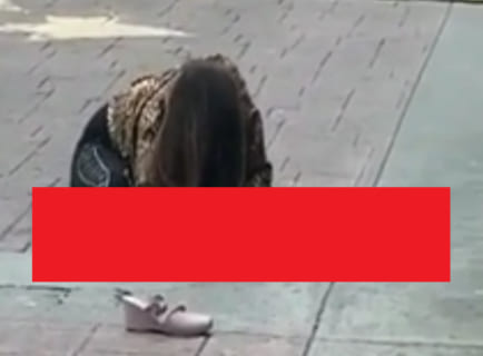 【閲覧注意】女の子の飛び降り自殺。HPが1だけ残され、エグい事になる…