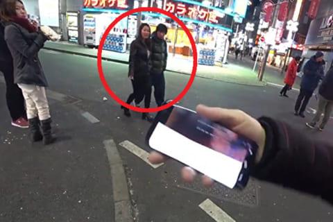 【最悪】渋谷で外国人女性をナンパした日本人男性、こうなるwwwwww