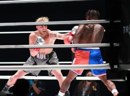 【衝撃】プロボクサー vs. 身体能力の化物NBA選手がボクシングで試合した結果…