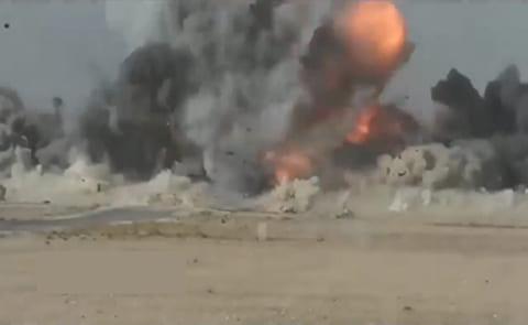 【衝撃映像】100人殺そうとした男、とんでもない末路を迎える(動画あり)