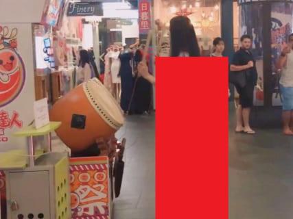 【画像】今海外で話題になってる日本人女性。100人中100人が振り返るレベル・・・