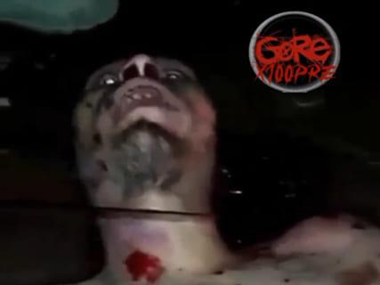 【超!閲覧注意】世界で最も危険な国の最新動画。これはアカン