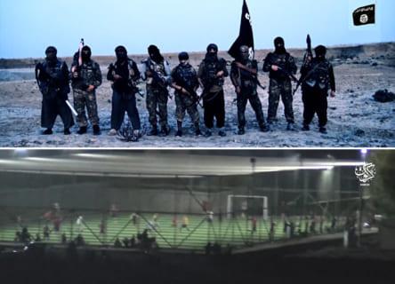 【閲覧注意】ISIS「今からサッカー少年達を皆殺しにします」ビデオが怖すぎる