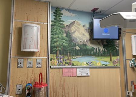 【閲覧注意】コロナ感染で亡くなった13歳少年の病室の画像が恐ろしすぎると話題に