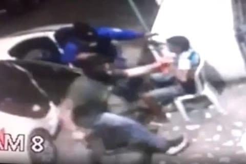 【閲覧注意】2日前の人が誘拐される動画、その後とんでもない事をされていた(動画あり)