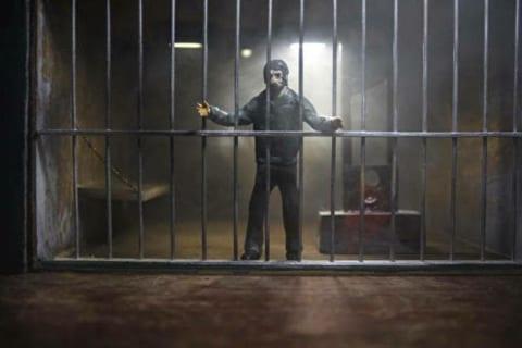 【閲覧注意】刑務所の死刑の流出動画、ヤバすぎる