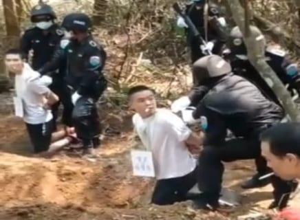 【閲覧注意】死刑執行の無修正動画が流出、ヤバすぎ