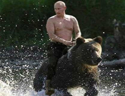 【閲覧注意】ロシア人がどれだけヤバいかが30秒で分かる動画。物凄い