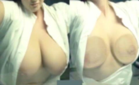 【動画】このおっぱい女優(22)とセックスシーン出来た俳優さん羨ましすぎる…
