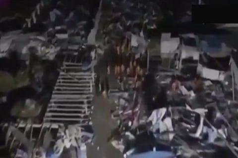 【衝撃映像】武漢市、ヤバい事になってる…
