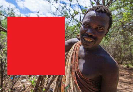 【閲覧注意】アフリカの戦闘部族「おい白人、これあげようか…?」(画像あり)